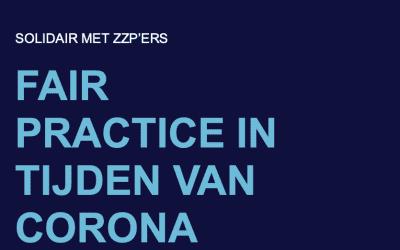 Checklist Fair Practice in Corona-tijden